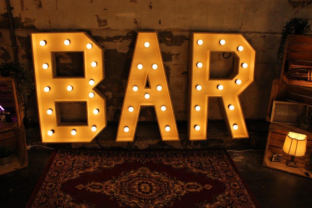 festival licht letters huren