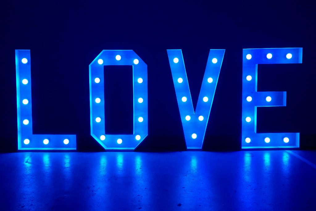 Love letters huren kleuren