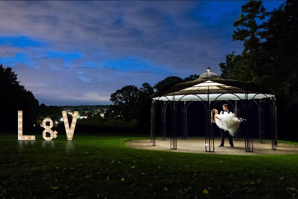 bruiloft Initialen huren