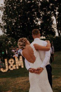 Bruiloftletters huren